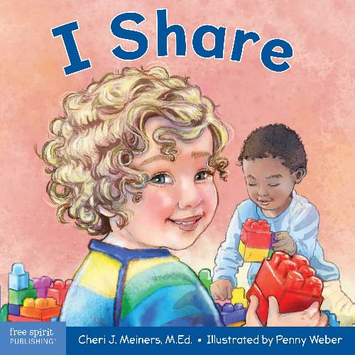 I Share: A book about being kind and generous