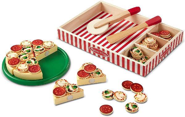 Melissa & Doug Pizza Party Play set