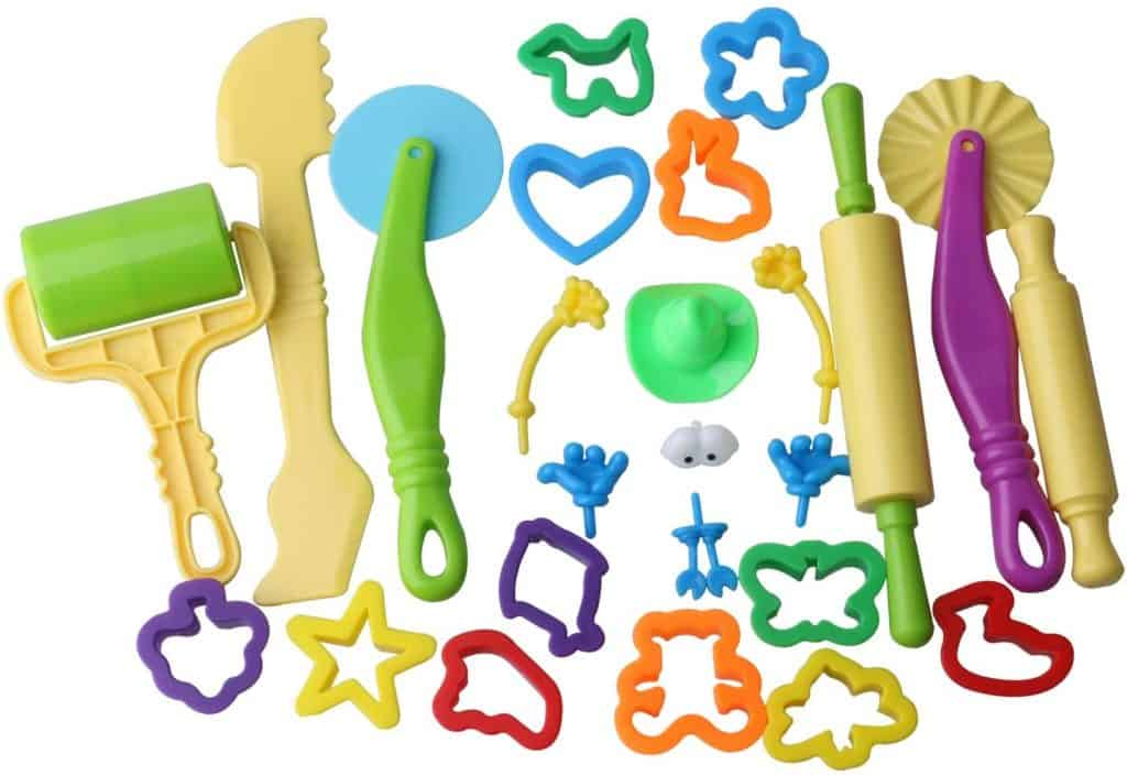 Playdough Tools for Kids Play Dough Molds Clay