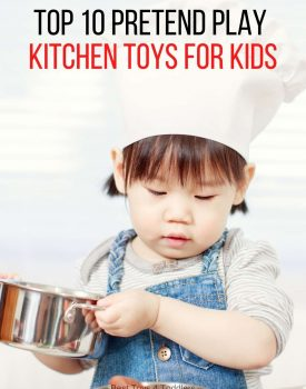 Top 10 Pretend Play Kitchen Toys for Kids - perfect for imaginative play for aspiring little chef